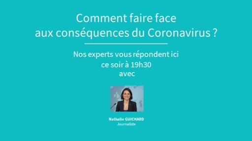 Emission spéciale Coronavirus, écoutez les réponses de nos experts