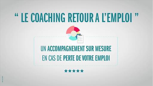 Service - Coaching retour à l'emploi